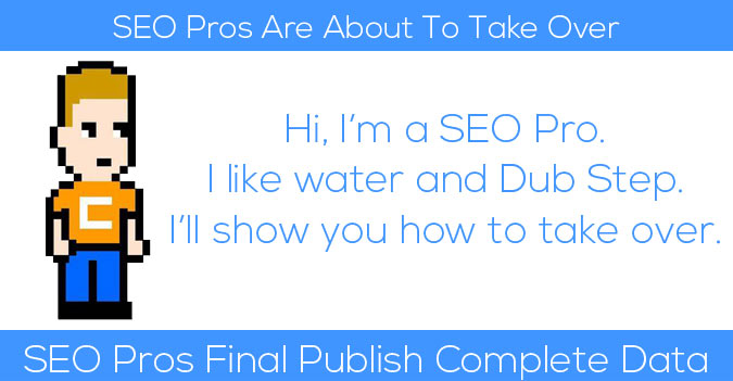 best seo pro for taking over