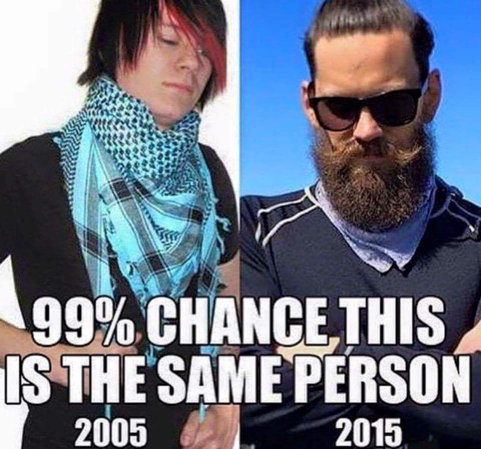 hipsters are fake