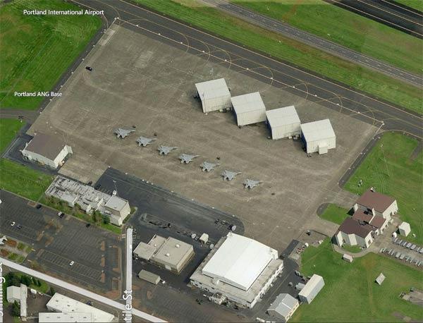 portland air base
