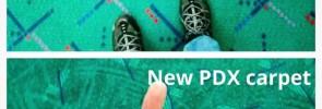 old pdx carpet vs new